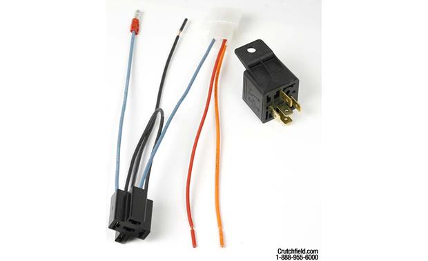 Mazda Power Antenna Relay Front