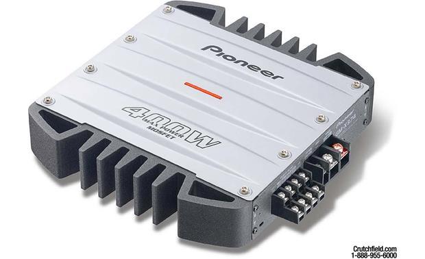 Pioneer GM-X374 35W x 4 Car Amplifier at Crutchfield.com