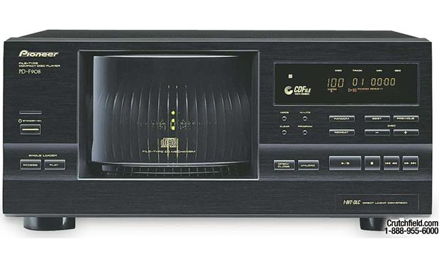 Pioneer PD-F908 Front