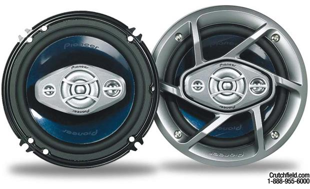 Pioneer TS-A1680R Front