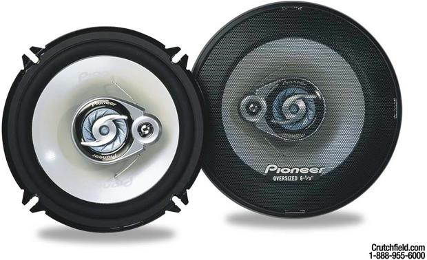 Pioneer TS-A1767 Front