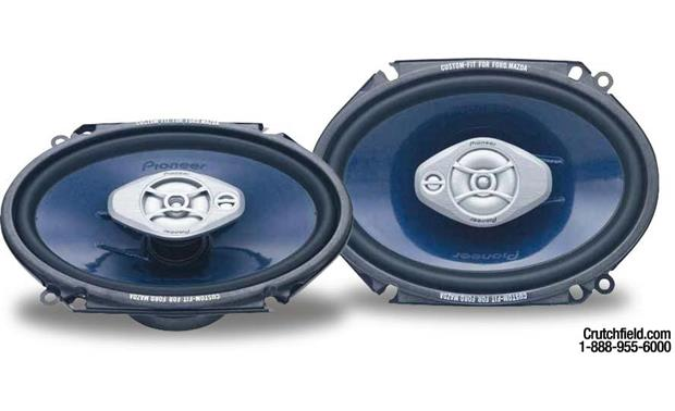 Pioneer TS-A5713 5 x 7 2-Way Speaker for Car Stereo