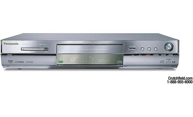 Panasonic DMR-HS2 DVD Recorder Driver PC