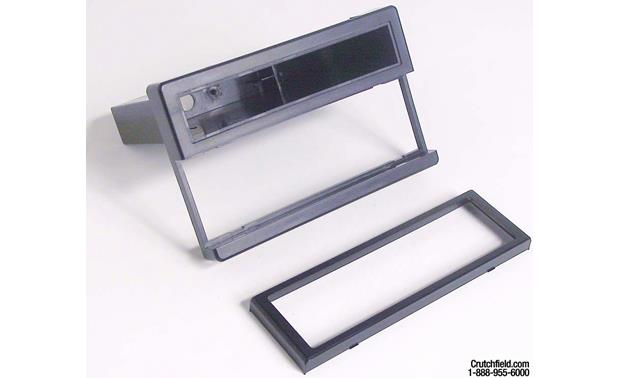Mazda In-dash Receiver Kit Front