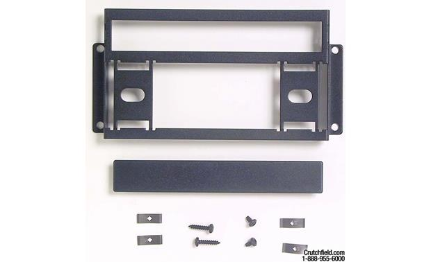 Scosche 010MI3012B Dash Kit Kit package with trim bezel and hardware