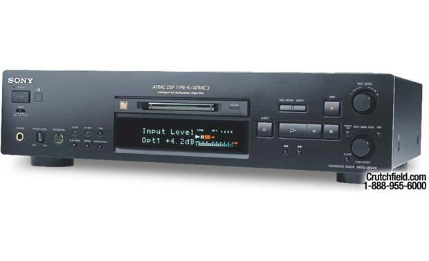 Sony MDS-JB940 Front