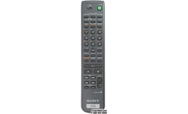 Sony CDP-CX455 Remote
