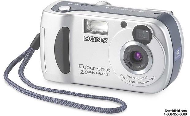 Sony DSC-P31 Camera USB Drivers Update