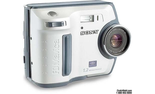 sony mvc fd100 mavica camera with floppy drive and memory stick rh crutchfield com sony fd mavica mvc fd75 manual sony fd mavica user manual
