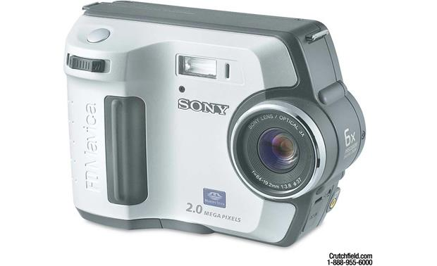 Sony Mvc Fd200 Mavica Camera With Floppy Drive And Memory Stick