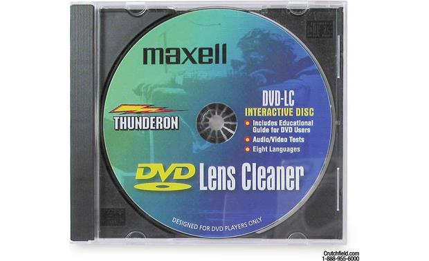 Maxell DVD-LC Front