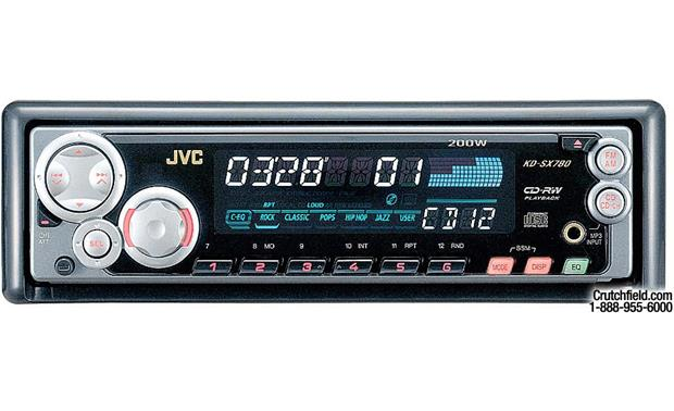 x257KDSX780 f jvc kd sx780 cd receiver with cd changer controls at crutchfield com jvc kd-sx780 wiring diagram at webbmarketing.co