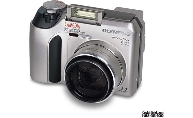 Olympus CAMEDIA C−720 Ultra Zoom