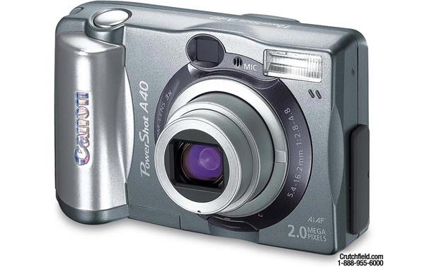 Canon PowerShot A40 Camera WIA Drivers for Windows Download