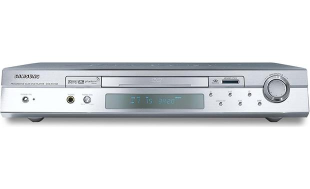 samsung dvd p721m dvd cd player with progressive scan at crutchfield com rh crutchfield com Samsung Instruction Manual Samsung Instruction Manual