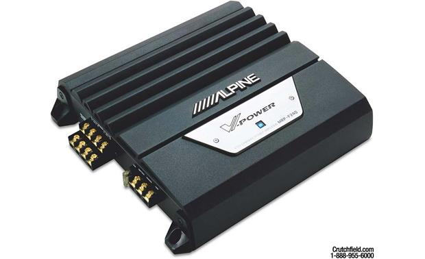 alpine mrp f240 4 channel car amplifier 40 watts rms x 4 at rh crutchfield com