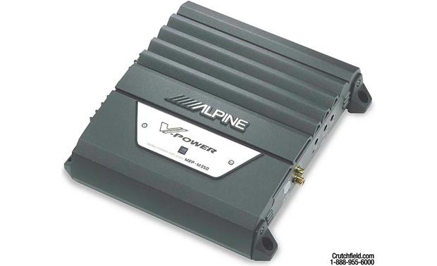 alpine mrp m350 mono subwoofer amplifier 200 watts rms x 1 at Mobile Home Wiring Diagram alpine mrp m350 mrp m350 subwoofer amplifier