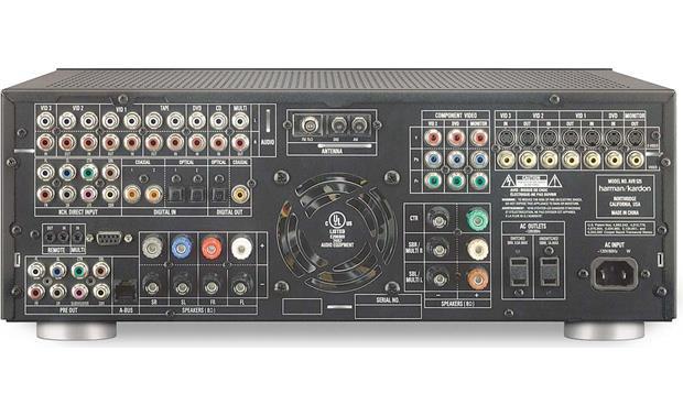 Harman Kardon AVR 525 Home theater receiver with Dolby Digital EX