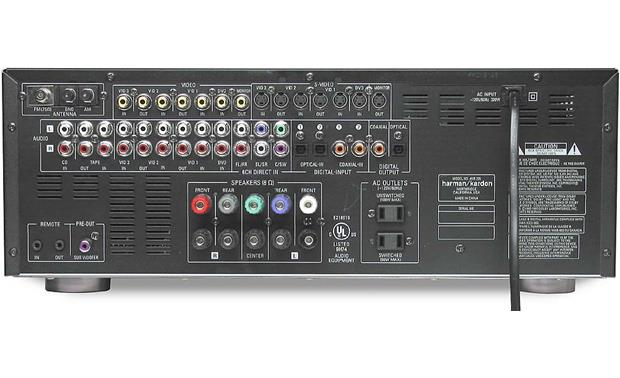 Harman Kardon AVR 225 Home theater receiver with Dolby