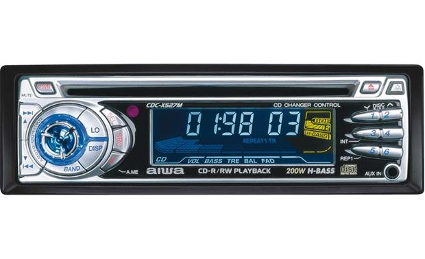 Aiwa Cdcx527m Front: Aiwa Car Stereo Wiring Harness At Johnprice.co