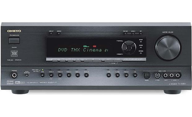 onkyo tx sr800 a v receiver with thx select dolby digital ex and rh crutchfield com Onkyo TX 8511 Manual Onkyo TX 8511 Manual