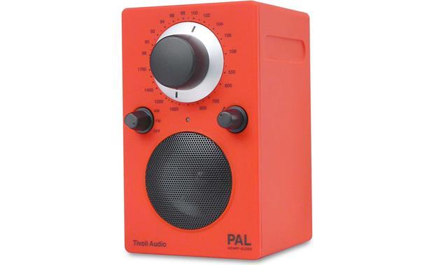 tivoli audio pal red - Tivoli Radio