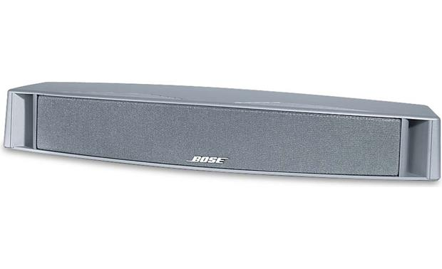 x018VCS10s f bose� vcs 10� center channel speaker (silver) at crutchfield com  at aneh.co