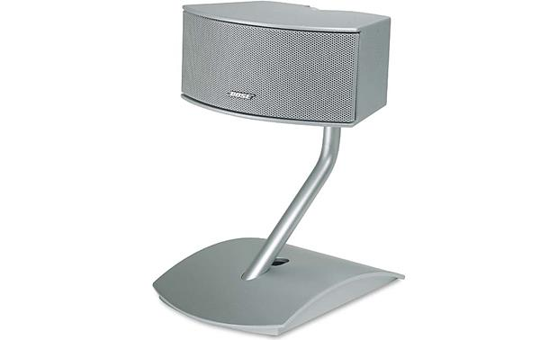 Genuine Bose UTS-20 Speaker Table Stand For Jewel /& Double Cube Speakers Black