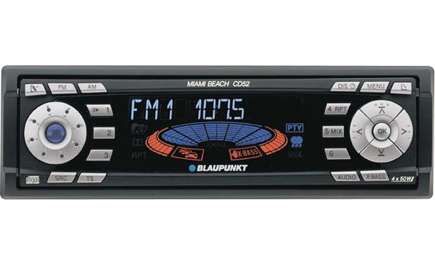 Blaupunkt Miami Beach CD52 Front