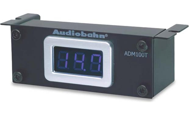 x037ADM100T f_LD audiobahn adm100t remote mount digital volt meter at crutchfield com  at soozxer.org