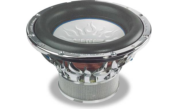 audiobahn aw1206t 12 u0026quot  subwoofer with dual 4 ohm voice