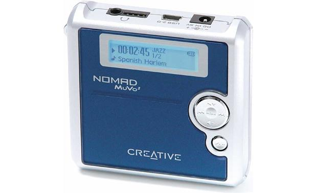CREATIVE NOMAD MUVO2 1.5 GO AUDIO PLAYER DRIVER FREE