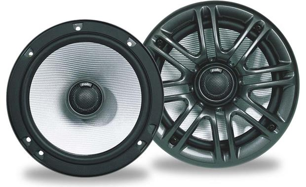 Polk Audio Db650 612\ 2way Car Speakers Certified For Marine Use Rhcrutchfield: Car Speakers Polk Audio Db650 At Gmaili.net