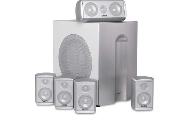 infinity surround speakers. infinity tss-750 platinum surround speakers