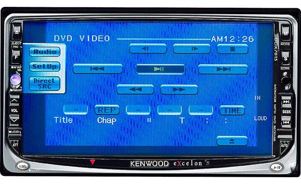 x113DDX7015 f kenwood excelon ddx7015 dvd receiver with 6 5\
