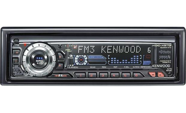 kenwood excelon x501 1 manual