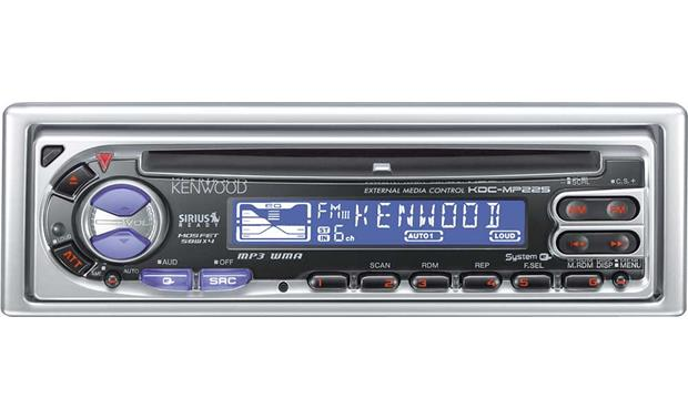x113MP225 kenwood kdc mp225 cd mp3 wma receiver at crutchfield com kenwood kdc-mp225 wiring diagram at bayanpartner.co