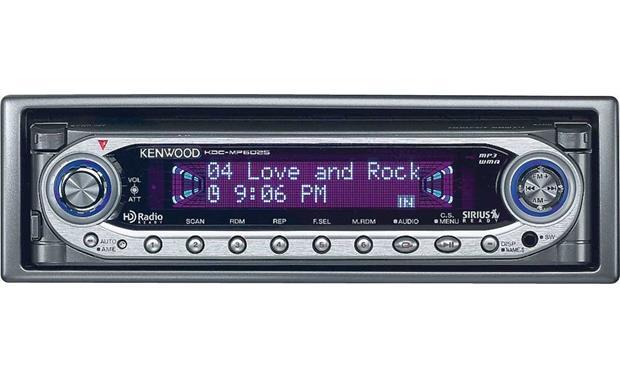 kenwood kdc mp6025 cd mp3 wma receiver at. Black Bedroom Furniture Sets. Home Design Ideas