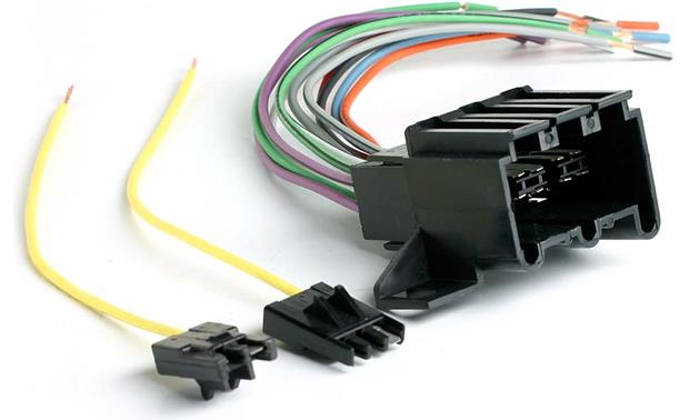Metra 70-16772 Receiver Wiring Harness Front