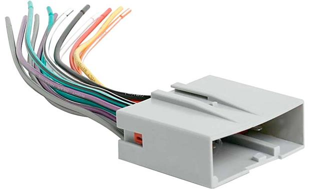 metra 70 5520 receiver wiring harness connect a new car stereo in select 2003 up ford lincoln