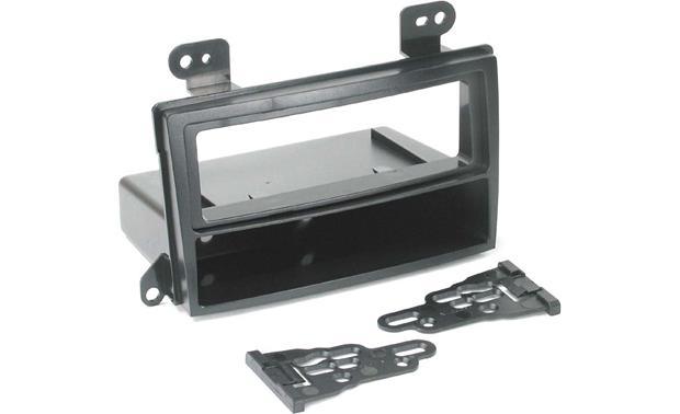 99-7502 Aftermarket Single-Din Radio Install Dash Kit MPV Car Stereo Mount