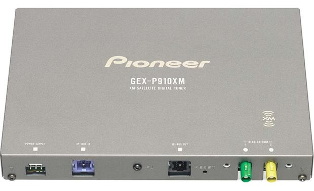 Pioneer GEX-P910XM Front