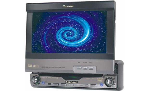 Pioneer avh p6500dvd dvdcdmp3 receiver with 65 touch screen pioneer avh p6500dvd front asfbconference2016 Gallery