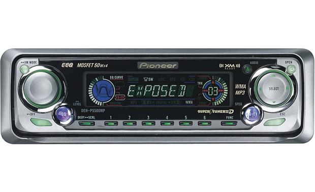 Pioneer DEH-P5500MP Front