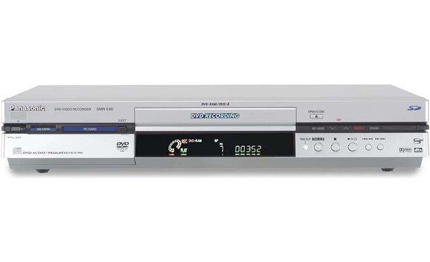 panasonic dmr e60 dvd recorder with progressive scan playback at rh crutchfield com Panasonic DMR Recorders panasonic dmr-e60 dvd recorder manual