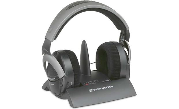 900 MHz RF Wireless Headphones Sennheiser RS 85 Front