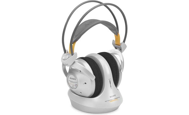 900 MHz Wireless Headphones Sony MDR RF975RK Front
