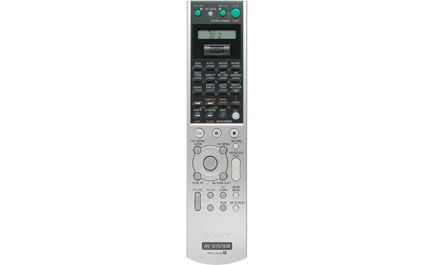 Sony STR-DE995 Remote