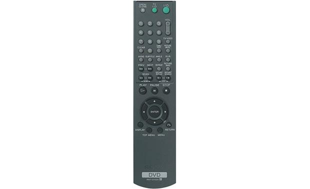 ns325 I have a radio shack universal remote and would like to add my sony dvp-ns325 but the list of codes listed with the remote for a sony dvd player do not appear to work (0533,1903,0864,1033,1934,1904.