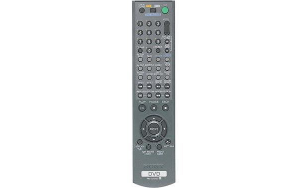 Sony DVP-CX985V Remote